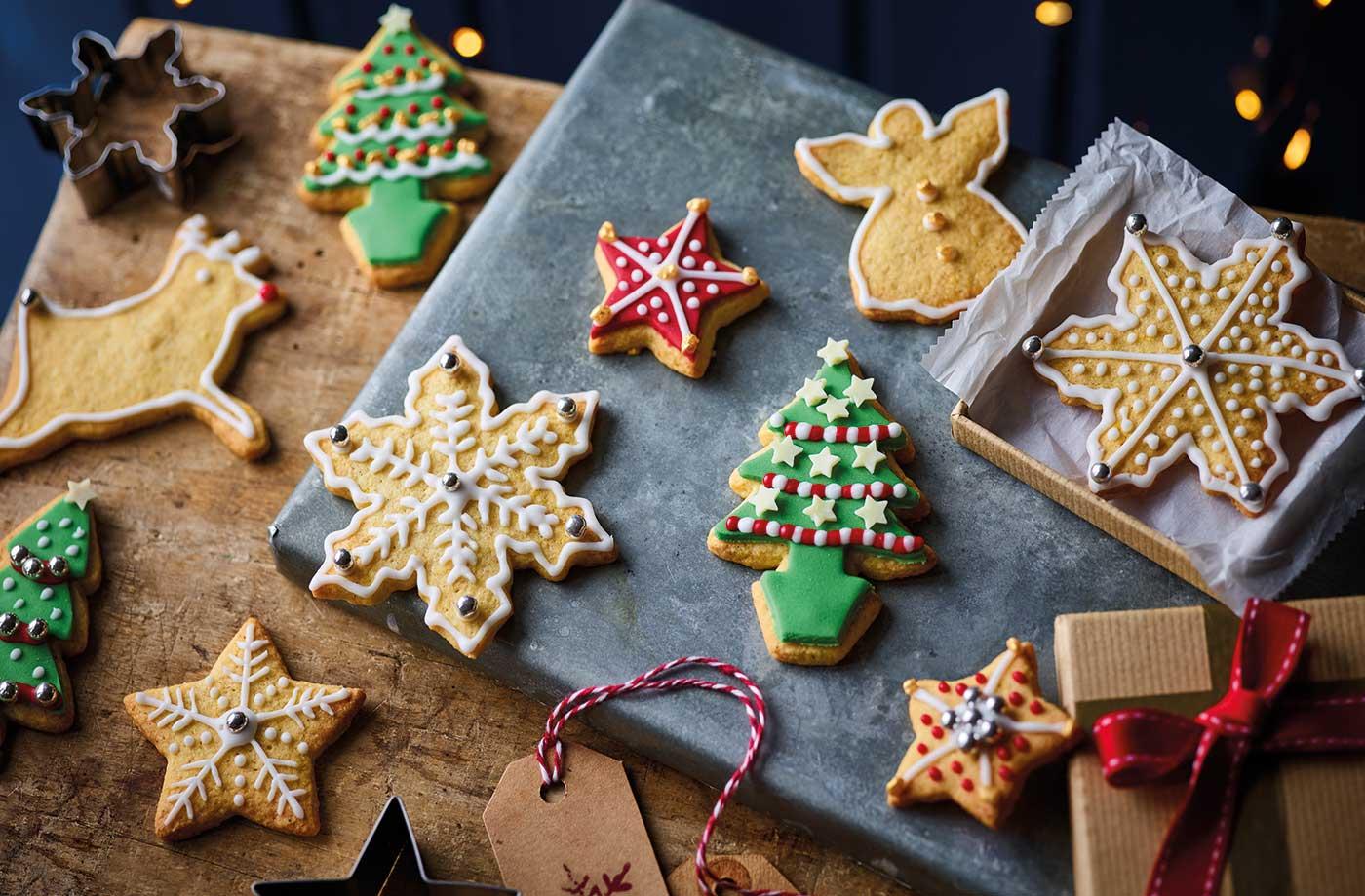 Leivonnaisia joululahjaksi
